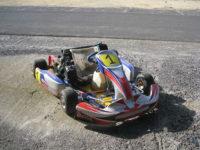 kart completo Vanspeed 125 Rotax Monomarcia