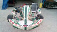 Vendo Tony Kart completo pronto pista