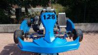 kart da competizione 125 monomarca