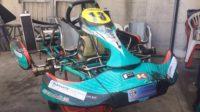 Formula k, Evo 32, 2015, reparto corse ex Bas Lammers